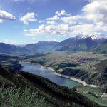 Lago di Santa Giustina, Val di Non