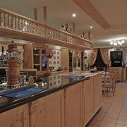 bar dell'hotel Stella delle Alpi