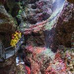 Canyon Rio Sass, Fondo - credits Diego Marini